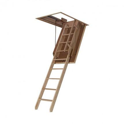 Escalier escamotable et chelle de grenier en bois plafond - Trappe de visite plafond avec echelle ...