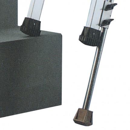 pieds boiteux r glables pour chelle pour travail en escalier. Black Bedroom Furniture Sets. Home Design Ideas